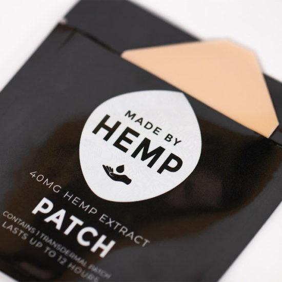 CBD Hemp Patch by Made by Hemp