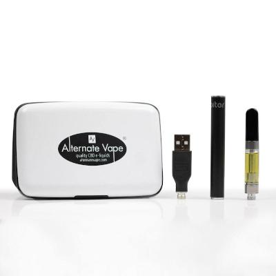 CBD Vape Starter Kit by Alternate Vape with 250mg of CBD cartridge